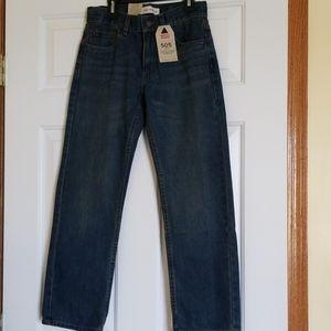 NWT Boys Levi's 505 regular jeans size 12